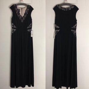 JAX Evening or Prom Dress in Black